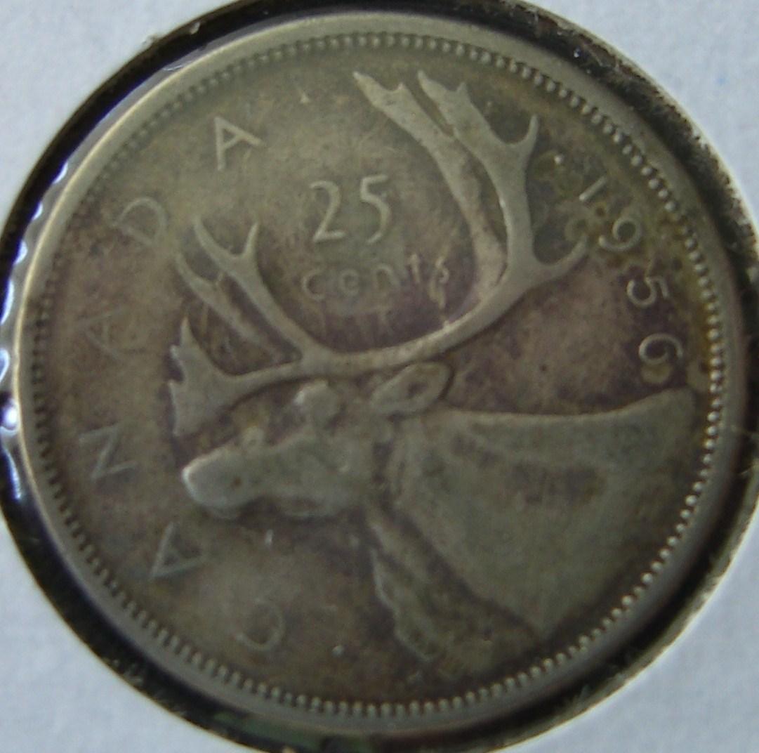 Steve's Coins - Canadian Quarters